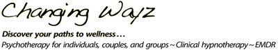 Changing Wayz Logo